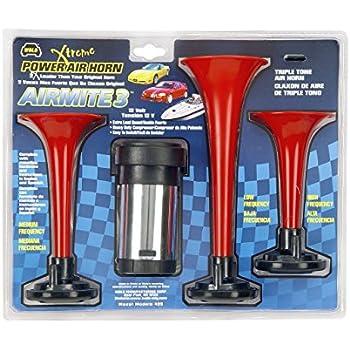 12 Volt Bandido Power Air Horn Wolo 404