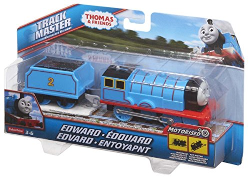 Edward Engine (Thomas and Friends Trackmaster Revolution Motorized Engine Trains Mattel Sets Trackmaster Edward-BML11)