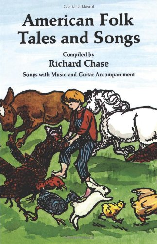 American Folk Tales and Songs (Dover Books on Music)
