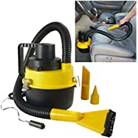 RemedyHealth 12V Wet Dry Vacuum Cleaner Inflator Portable Turbo Hand Held for Car
