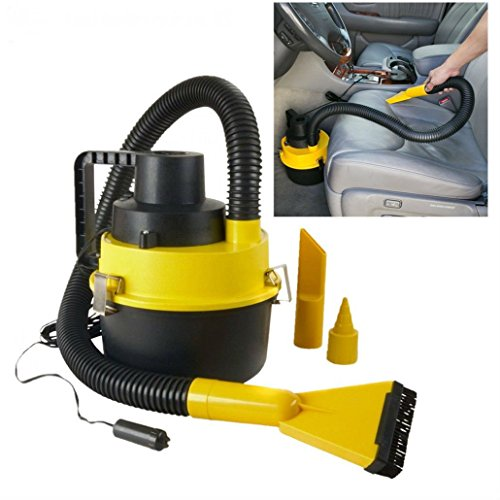 RemedyHealth 12V Wet Dry Vacuum Cleaner Inflator Portable Turbo Hand Held for Car For Sale