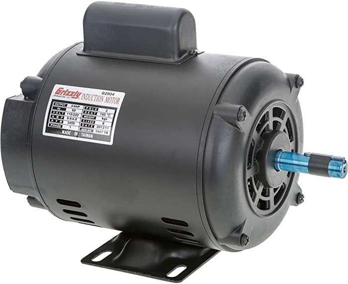 Top 10 Grizzly 34 Hp Tool Motor