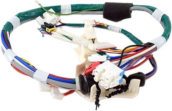Amazon.com: Samsung DC93-00055C Washer Wire Harness Genuine Original  Equipment Manufacturer (OEM) Part: Home ImprovementAmazon.com