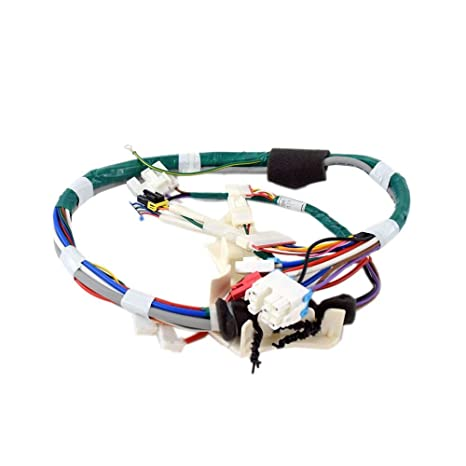amazon com samsung dc93 00055c washer wire harness genuine Washer Wire Harness ge washer wire harness wh19x10047 for