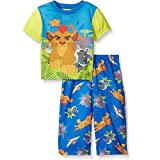 Disney Toddler Boys' The Lion Guard 2pc Pajama Pant Set, Assorted, 2T