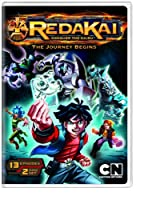 Cartoon Network: Redakai Volume 1 The Journey Begins