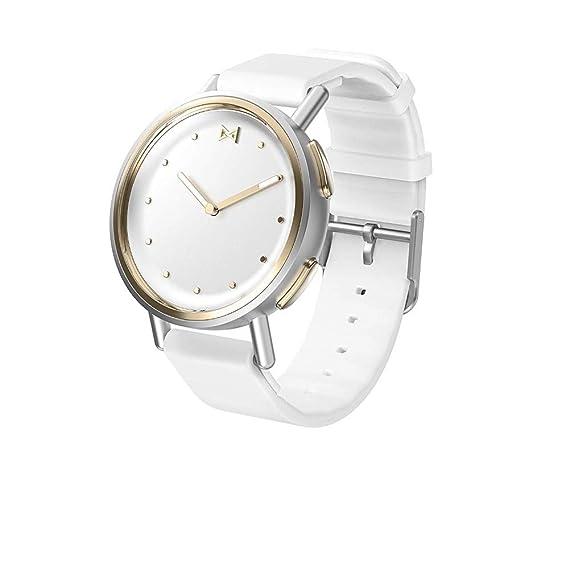 Misfit MIS5022 Path Smartwatch - Reloj de pulsera (acero ...
