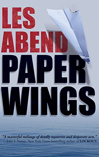 "When a boat and its grisly cargo are found adrift off Fort Lauderdale, the investigation leads to more than ""just"" murder. Paper Wings by Les Abend is featured in today's Kindle Daily Deals!"