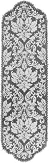 product image for Heritage Lace Heritage Damask 14-Inch by 64-Inch Runner, Colonial Gold