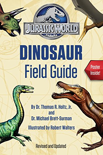 Jurassic World Dinosaur Field Guide (Jurassic World) -