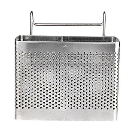 Compartment Sink Drain Basket - 1