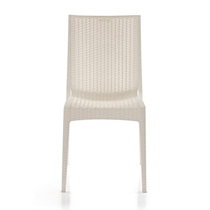 Varmora Designer Chair (Club - White)