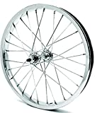 WHEEL STEEL 16'' FRONT CHROME
