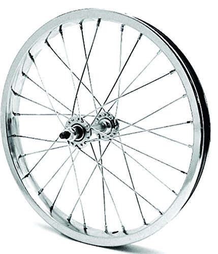 WHEEL STEEL 16'' FRONT CHROME by Action