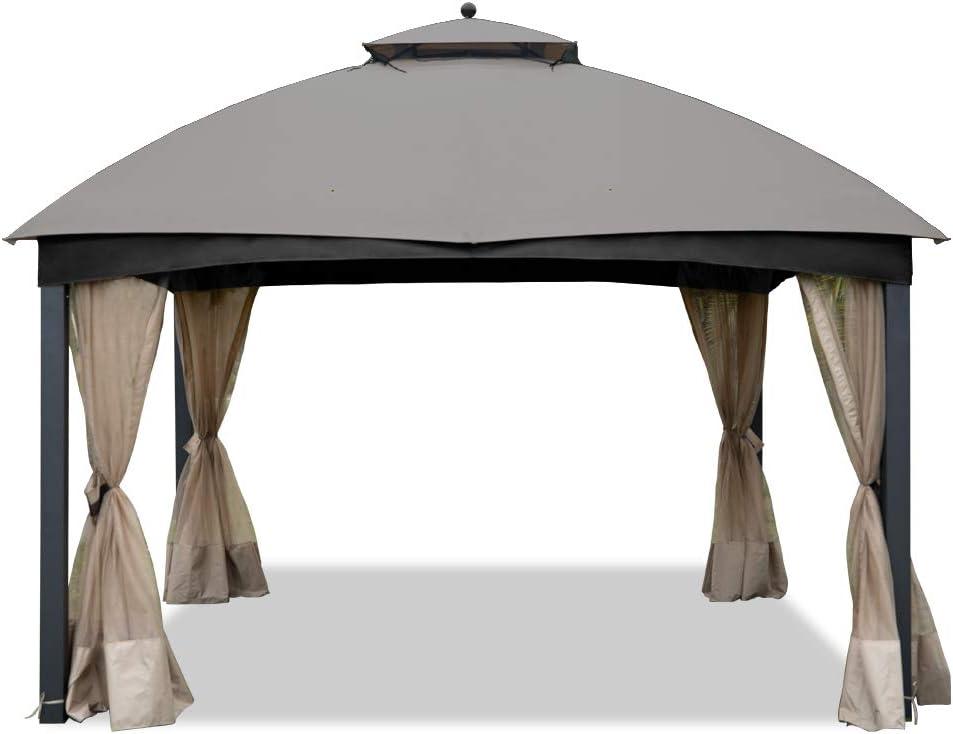 Canopies, Gazebos & Pergolas Patio Furniture & Accessories ghdonat ...