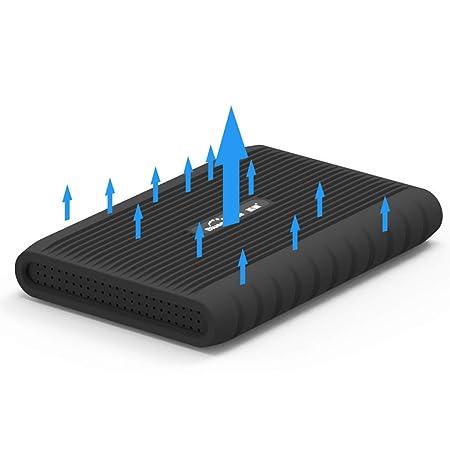 HWENJ Discos Duros Externos 1 TB, 250 GB, 320 GB, 500 GB, 2 TB Ssd ...