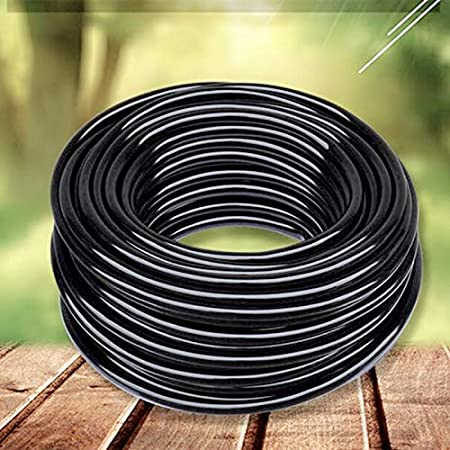 PVC Plastic Heavy Duty Flexible Water Irrigation Hose for Industrial Agriculture Lawn Garden Drip Irrigation Hose 10m