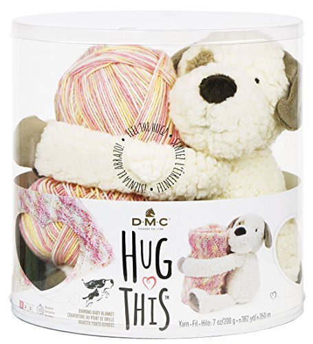 - DMC DMCHTY18.PU Hug This Puppy