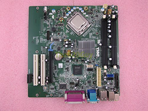 Dell OptiPlex 780 GA0402 Q45 Motherboard C27VV + Intel Core 2 Duo E8400 3GHz CPU