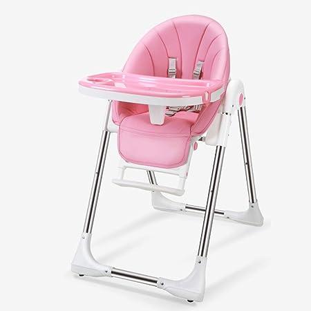 B&H-ERX Mesa para niños y más, Trona para bebé, Trona para niño ...
