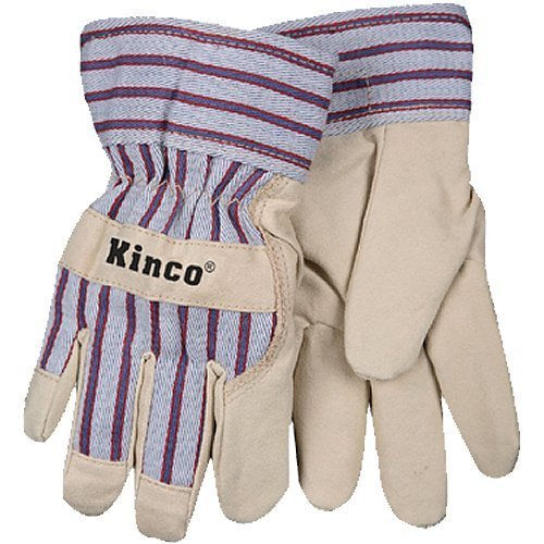 Youth Synthetic Leather - Kinco International Youth Synthetic Leather Palmglove 1927 Y Specialty Gloves by KINCO INTERNATIONAL