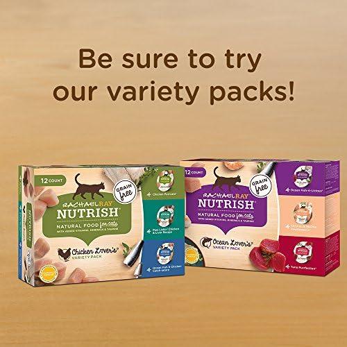 Rachael Ray Nutrish Super Premium Dry Cat Food 7