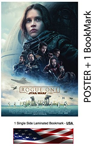 Rogue One: A Star War Story - Movie Poster, Size: 12 x 18