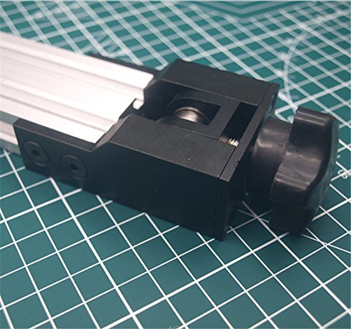 3D Printer - 1set Aluminum CR-10 Y axis Belt tensioner Set for CR-10 3D printer Metal Belt Tension Adjustment Full kit by 3d printer (Image #1)
