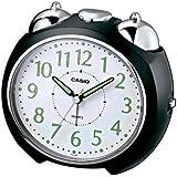 Casio - TQ-369-1EF - Réveil - Quartz Analogique - Alarme répétitive - Eclairage LED