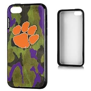 Clemson Tigers iphone 6 4.7 Bumper Case Camo NCAA