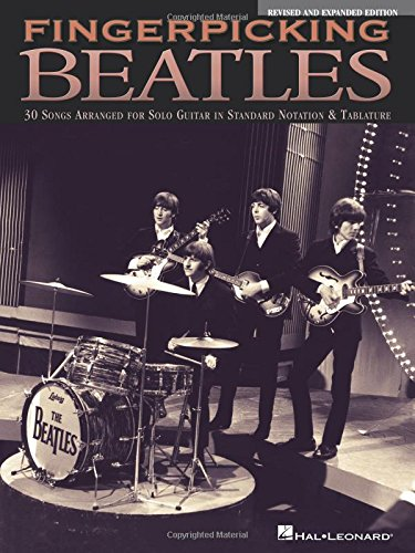 Fingerstyle Solo Guitar (Fingerpicking Beatles & Expanded Edition: 30 Songs Arranged for Solo Guitar in Standard Notation & Tab)