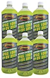 TSI Supercool P100-32D-6CP 100 PAG Viscosity Oil Plus U/V Dye, 32 oz, 6 Pack