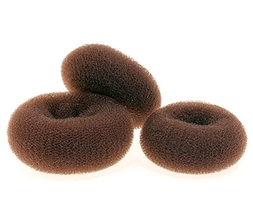 Hair Donuts. Beauty. Hair Care. Hair Donuts. Showing 40 of results that match your query. 5 in 1 Hot Hair Donut Bun Ring Styler Maker with Hairpin Clip and Hair Band (Brwon) Product Image. Price 4pcs Donut Maker Ponytail Bun Twister Tie Spong Strong Holder Hair Styling Tool 2 Large and 2 Small. Product Image. Price $ 7.