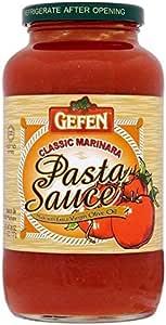 Gefen Marinara Classice Salsa De Pasta 737g (Paquete de 2)
