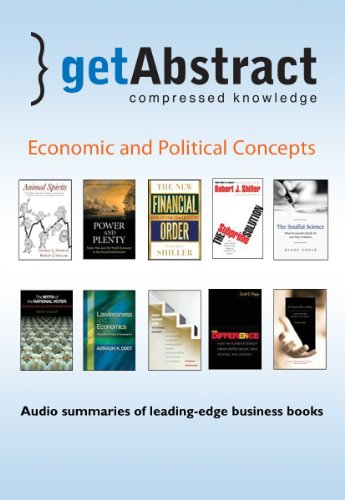 Economic and Political Concepts (getAbstract Series)