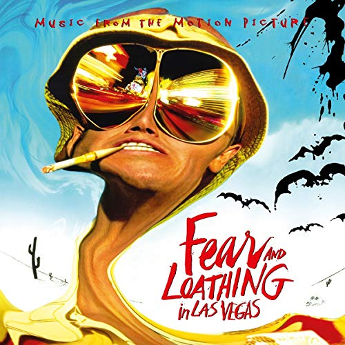 Fear & Loathing In Las Vegas (Original Soundtrack)(180gm Black Vinyl,Gatefold Sleeve, Laser Etched D-side, Ltd Fold-out Poster)