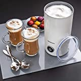 Electric Milk Frother - Latte Art Steamer, Electric