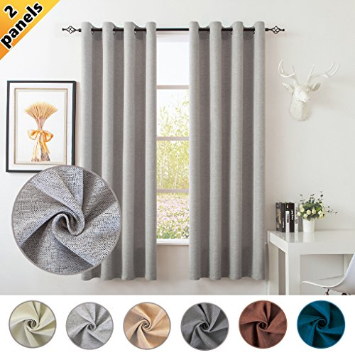 velvet thermal curtains - 3