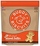 Buddy Biscuits Biscuits Original Oven Baked Treats With Peanut Butter – 3.5 Lb, 1 Piece For Sale