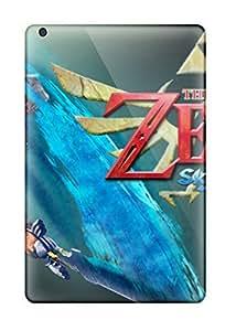Fashion Tpu Case For Ipad Mini/mini 2- The Legend Of Zelda Defender Case Cover