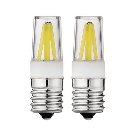 E17 LED bombilla zszt microondas horno luz regulable 4 W Luz ...