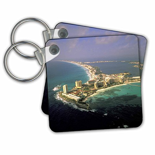 danita-delimont-mexico-mexico-quintana-roo-cancun-aerial-sa13-wbi0691-walter-bibikow-key-chains-set-