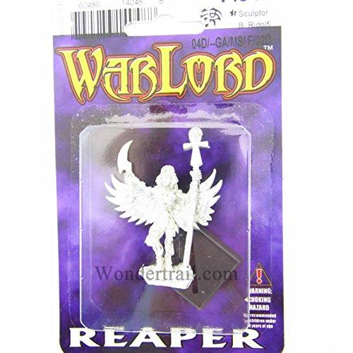 Reaper Miniatures Fatima Nefsokar Cleric #14048 Warlord RPG D/&D Mini Figure