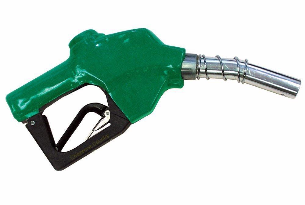 Hi-Flow Automatic Diesel B style Automatic Fuel Nozzle 1'' Inlet