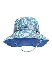 de9038534ed vivobiniya Baby Boy Summer Hats Toddler boy Bucker Hat Sun Hats 0-8years Old