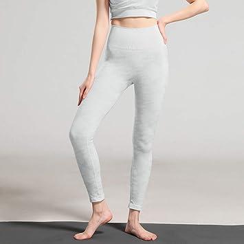WZXY Pantalones de Yoga para Mujer Camo Leggings sin ...