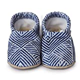 CLAMFEET Organic soft soled baby shoes, INDY