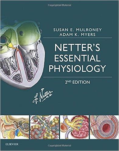 netter s essential physiology netter basic science 9780323358194