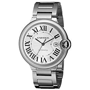 Cartier Ballon Bleu - Reloj (Reloj de Pulsera, Masculino, Acero Inoxidable, Acero Inoxidable, Acero Inoxidable, Acero Inoxidable) 6