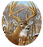 cushion toilet seat amazon Toilet Tattoos, Toilet Seat  Cover Decal,Crowning Glory  Deer, Size Round/standard